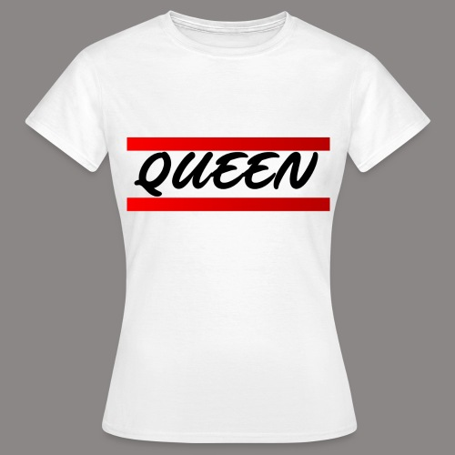queen - Frauen T-Shirt