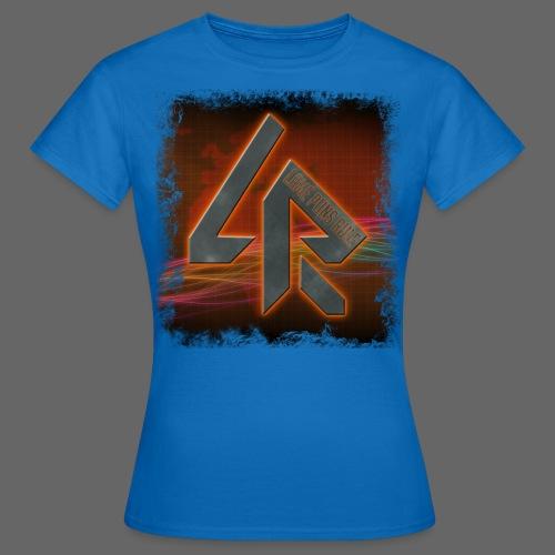 LPR Gaming BG Splash (Women) - Women's T-Shirt