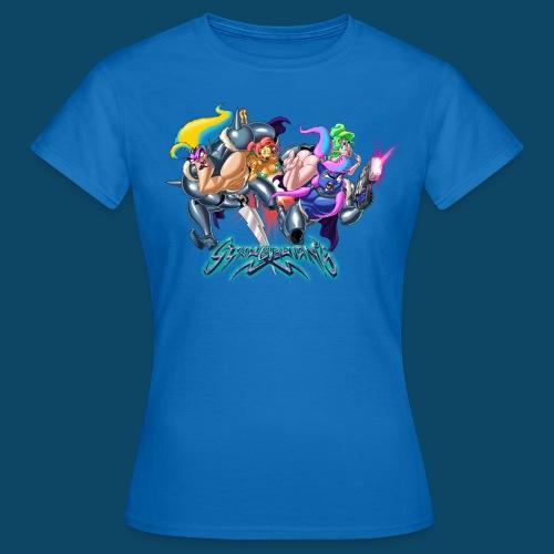 STARBARBARES - T-shirt Femme