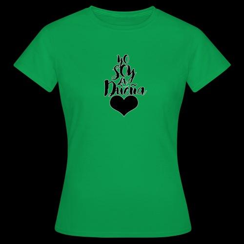 TENGO DUEN A - Camiseta mujer