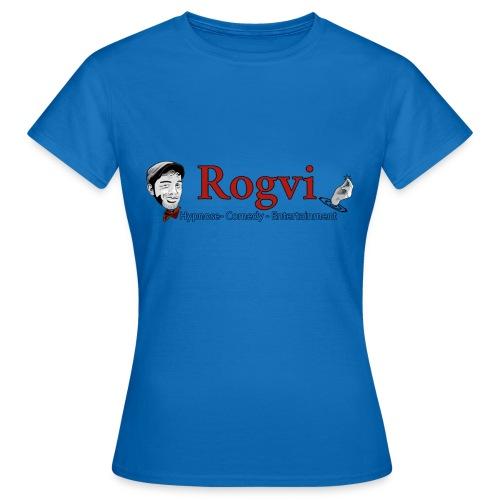 Rogvi Merch. - Dame-T-shirt