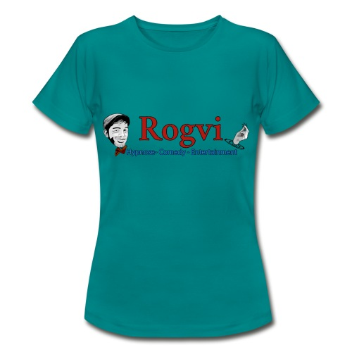 Rogvi Merch. - Dame-T-shirt