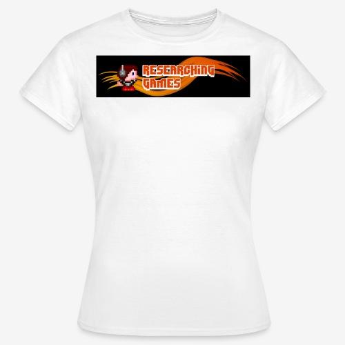 resgames Logo ab 2013 - Frauen T-Shirt