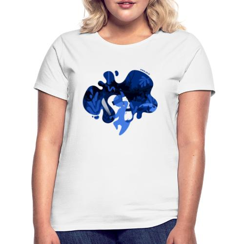 ETR VR Aventure - T-shirt Femme