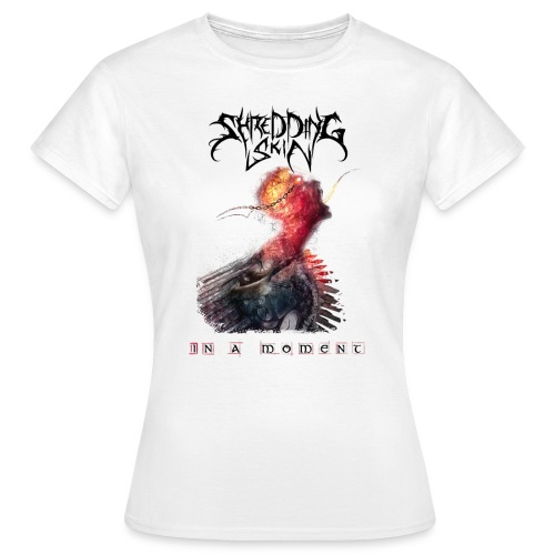 In a moment - White - Women's T-Shirt