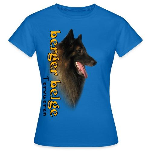 bbt1 - T-shirt Femme