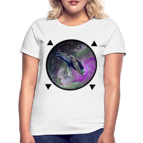 All im Wal - Frauen T-Shirt