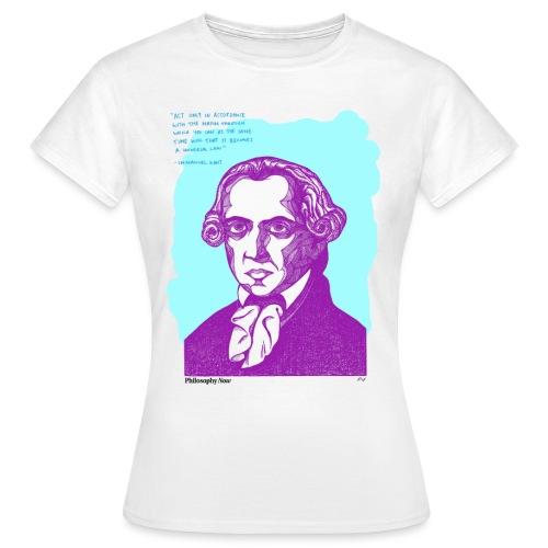 Kant's Categorical Imperative - Women's T-Shirt