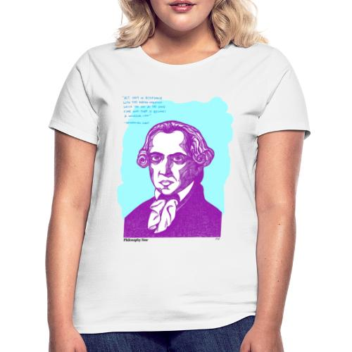 Kant's Categorical Imperative - Women's T-Shirt