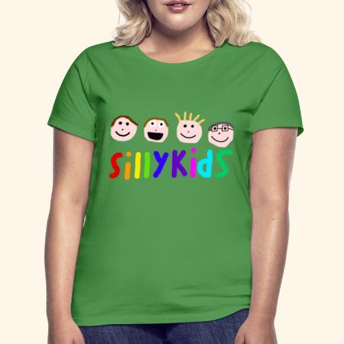 Sillykids Logo - Women's T-Shirt