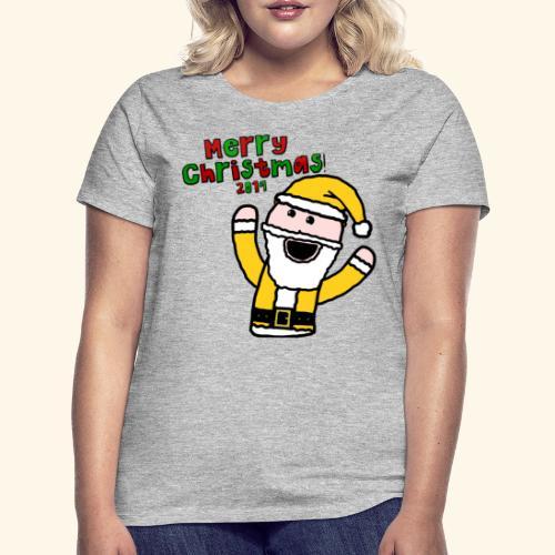 Santa Kid (Christmas 2019) - Women's T-Shirt