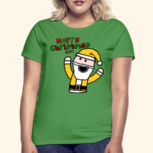 Santa Kid (Christmas 2019) - Women's T-Shirt