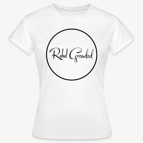 Black Circle - Women's T-Shirt