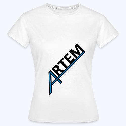 Artemlogo - Frauen T-Shirt