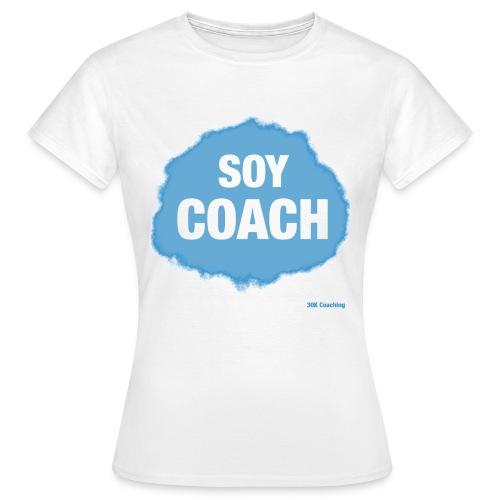 soycoachazulcielo - Camiseta mujer