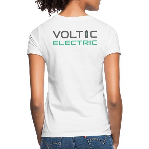 Starve a Terrorist, Drive Electric, Licht shirt - Vrouwen T-shirt