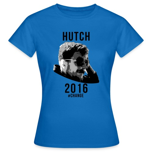 hutchwhite - Women's T-Shirt