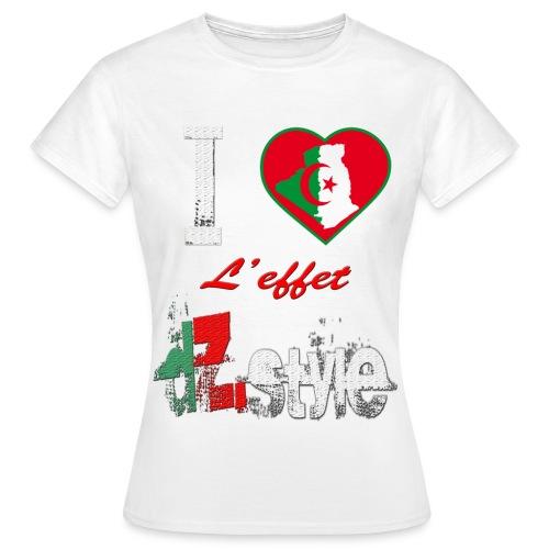 effet - T-shirt Femme