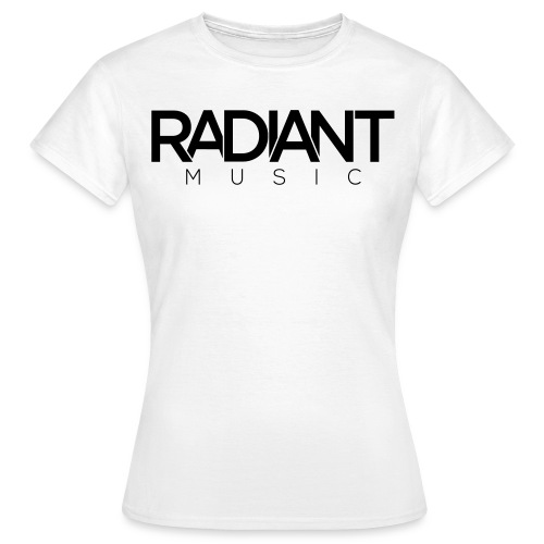 RadiantMusic Small - Women's T-Shirt