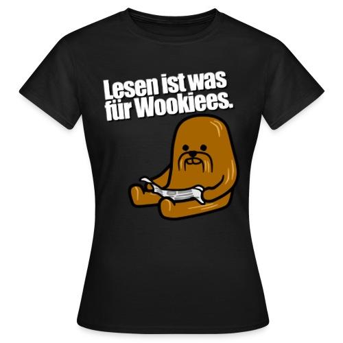 Wookiee Zeitung - Frauen T-Shirt