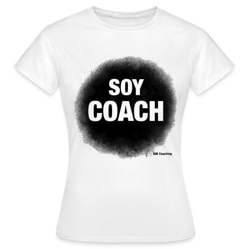 soycoachnegro - Camiseta mujer