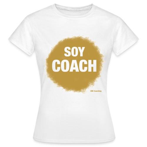soycoachcacahuete - Camiseta mujer