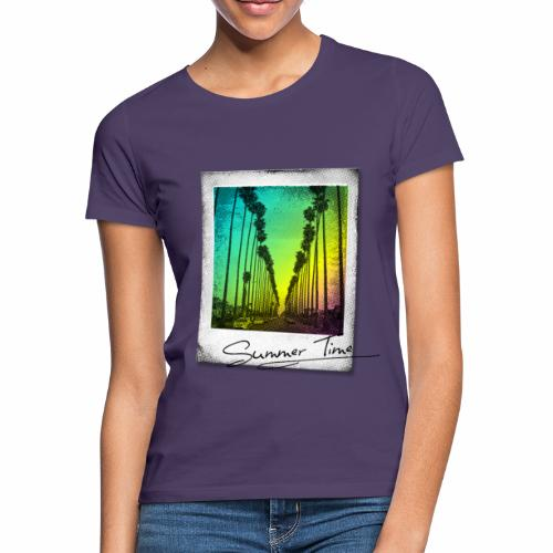 Summer Time - Women's T-Shirt