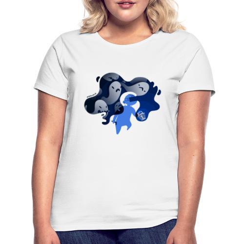 ETR VR fantômes - T-shirt Femme