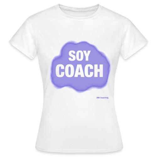 soycoachlilaagua - Camiseta mujer