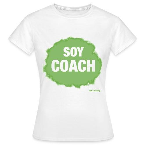 soycoachverde - Camiseta mujer