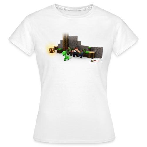 Hero Fighter - Women's T-Shirt