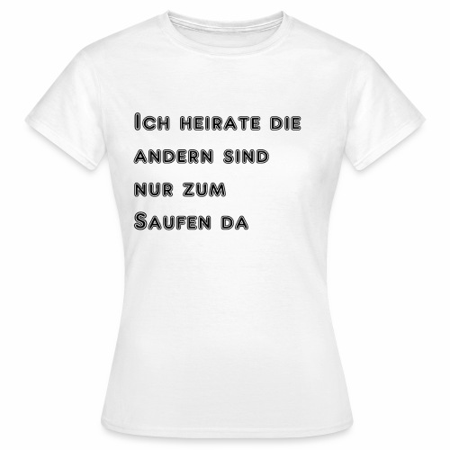Spreadshirt - Frauen T-Shirt