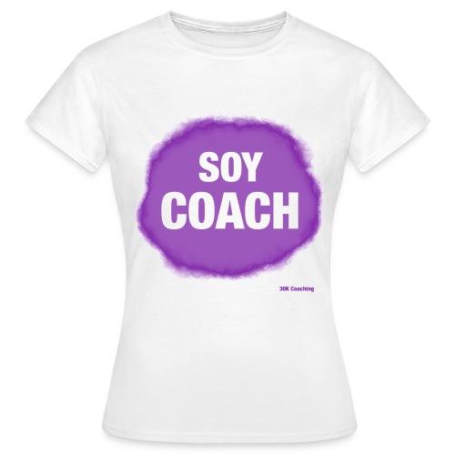 soycoachmorado - Camiseta mujer