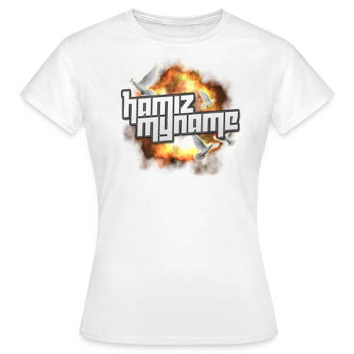 ham shirt logo 2 png - Women's T-Shirt