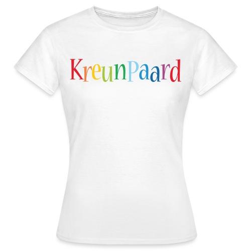 Kreun Shop - Vrouwen T-shirt