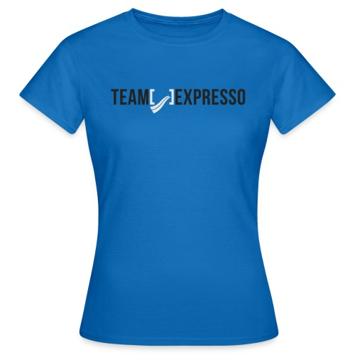 Team Expresso Shirt Logo png - Women's T-Shirt