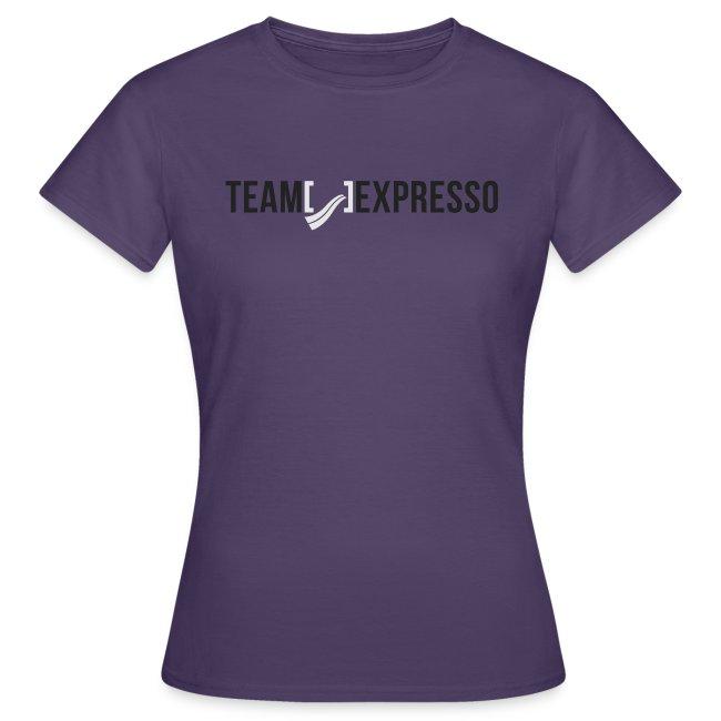 Team Expresso Shirt Logo png