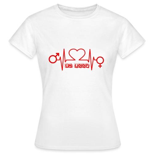 En coop - T-shirt Femme