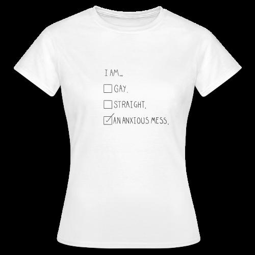 I Am... Sexuality - Women's T-Shirt