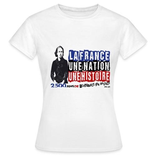 Louise Michelle - T-shirt Femme
