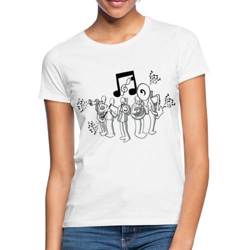 Banda, Musique de Rue ou Orchestre - T-shirt Femme