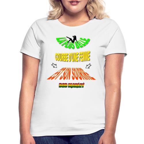 LA PLUS BELLE 👩👍 - T-shirt Femme