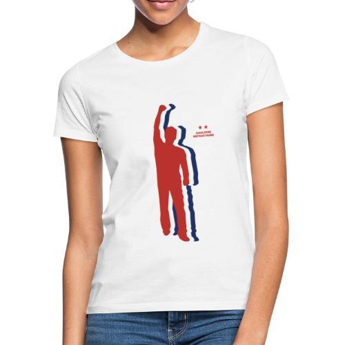 Gauloise refractaire - T-shirt Femme