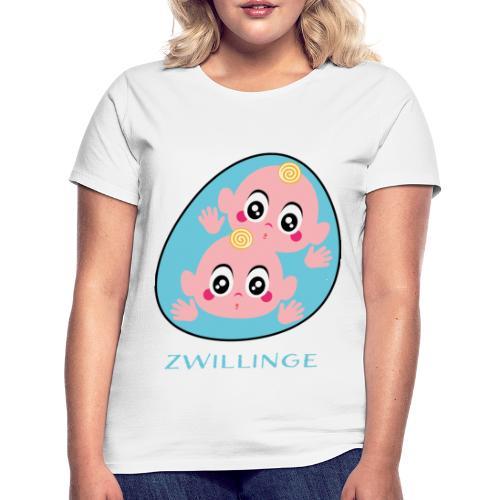 Tolles Geschenk für Zwillinge - Frauen T-Shirt