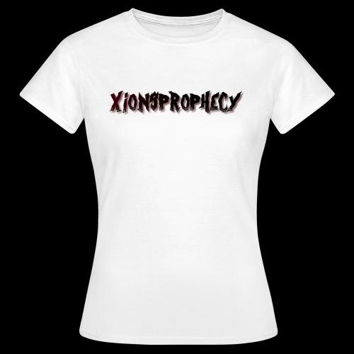 XPShirtLogo4Red - Women's T-Shirt