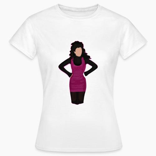 Tubino rosa super carino - Maglietta da donna