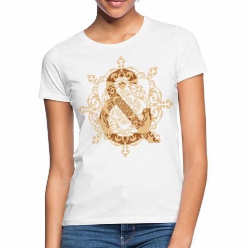Escudo natural & ... - Camiseta mujer