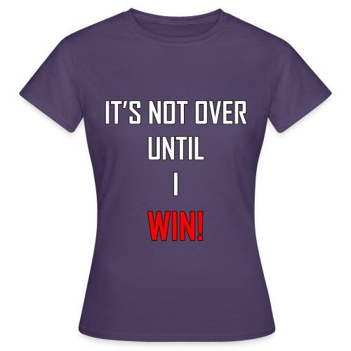 win 2 - Women's T-Shirt