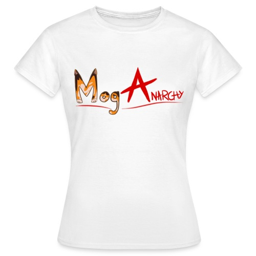 Mog Anarchy Full Large - Women's T-Shirt