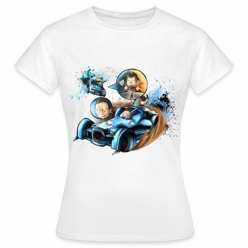 Rocket League - T-shirt Femme